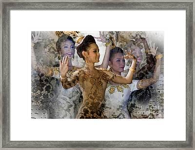 Dnce Again Framed Print