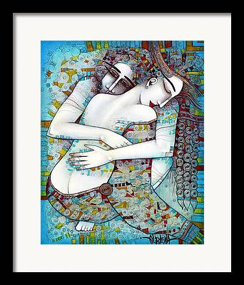 Tenderness Framed Prints