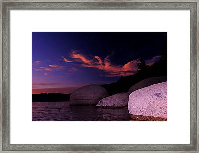 Framed Print featuring the photograph Do You Believe In Dragons? by Sean Sarsfield