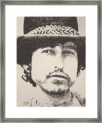 Do You Feel Lucky Framed Print
