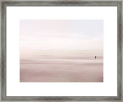 Do You Hear It? Framed Print by Florin Birjoveanu