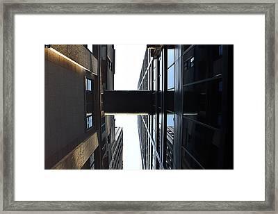 Docking Station Framed Print