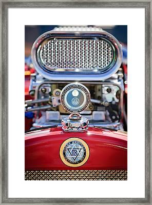Dodge Brothers - Boyce Motometer Framed Print by Jill Reger