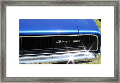 Dodge Charger Framed Print