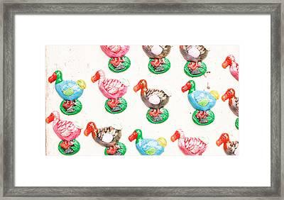 Dodo Souvenirs Framed Print