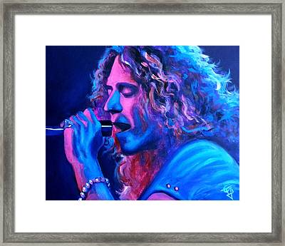 Does Anybody Remember Laughter? Framed Print by Tom Carlton