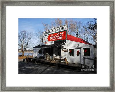Dog Day Afternoon 2 Framed Print by Mel Steinhauer