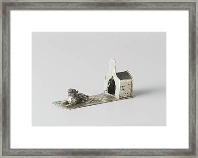 Doghouse, W. Freen Framed Print