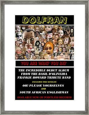 Dolfran Framed Print