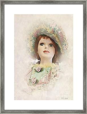 Doll 624-12-13 Marucii Framed Print by Marek Lutek