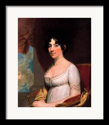 Dolley Framed Prints