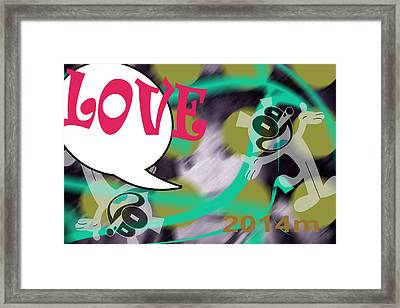 Dolls 20 Framed Print
