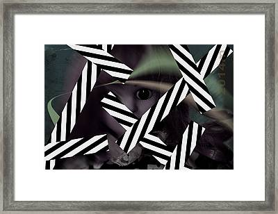 Dolls 29 Framed Print