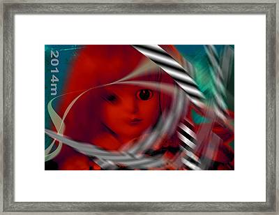 Dolls 31 Framed Print