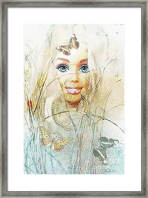 Dolls 406-08-13 Marucii Framed Print