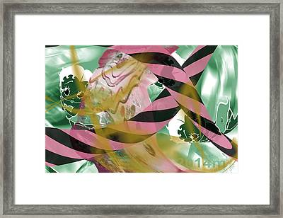 Dolls 42 Framed Print