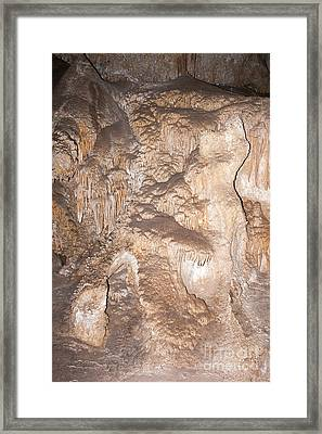 Dolls Theater Carlsbad Caverns National Park Framed Print