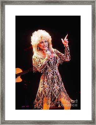 Dolly - Fs000266 Framed Print