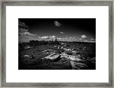 Dolly Sods West Virginia  Framed Print