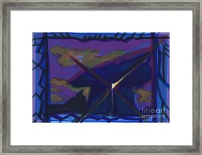 Dolmen Framed Print by First Star Art