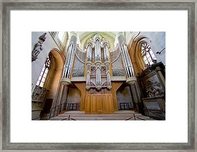 Dom Paulus  Framed Print
