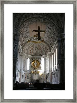 Dom Wurzburg Framed Print