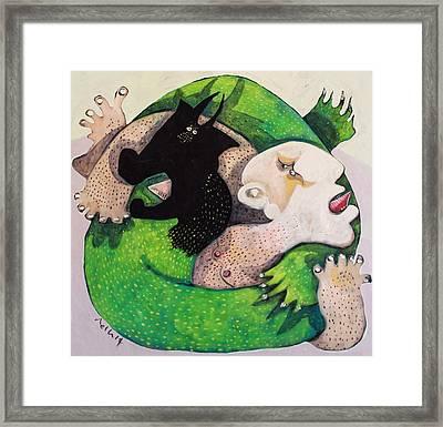 Domos No. 2  Framed Print