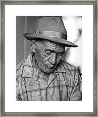 Don Goyo Framed Print