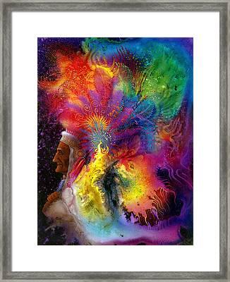 Don Juan Framed Print