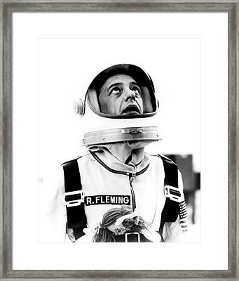 Don Knotts In The Reluctant Astronaut  Framed Print