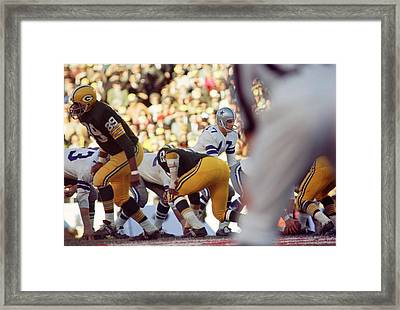 Don Meredith Cowboy Framed Print by Retro Images Archive