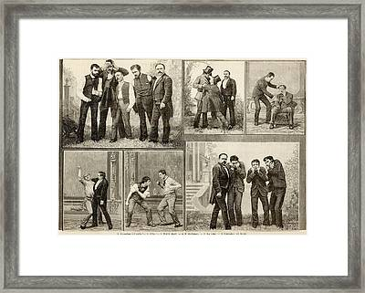 Donato, Stage Hypnotist, (real  Name Framed Print by Mary Evans Picture Library