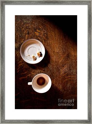 Done Framed Print by Margie Hurwich