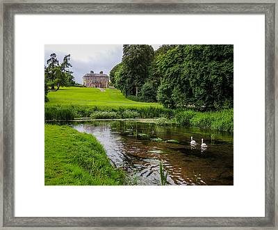 Doneraile Court Estate In County Cork Framed Print