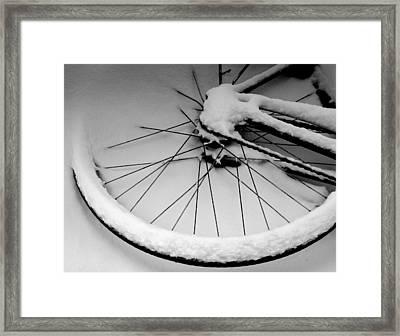 Don't Forget Framed Print by Odd Jeppesen