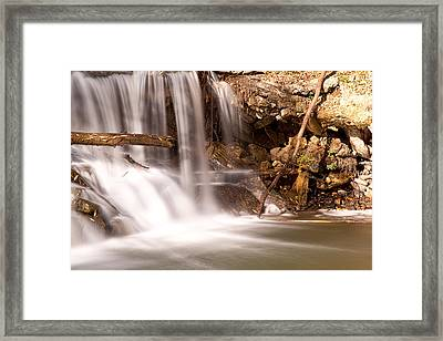 Dont Go Chasing Waterfalls 3 Framed Print by James BO  Insogna