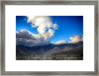 Don't Pass Me By Framed Print