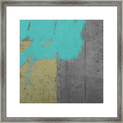 Don't Tell Framed Print by Lee Harland