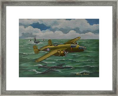 Doolittle Raider 2 Framed Print