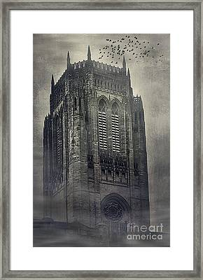 Doomed Castle Framed Print by Svetlana Sewell