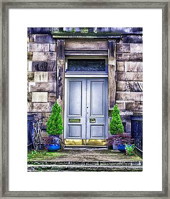 Door 143 Framed Print by Movie Poster Prints