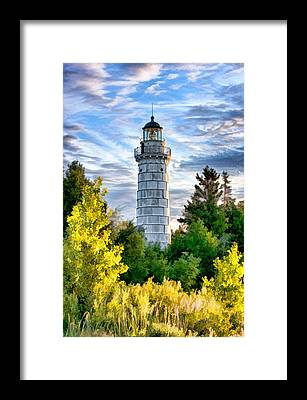 Cana Island Framed Prints