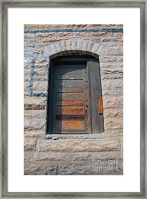 Door Series 2 Framed Print
