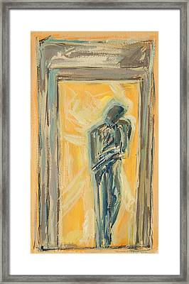Doorway 2009 Framed Print by Thomas Griffith