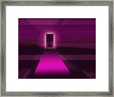 Doorway Framed Print by Tim Stringer