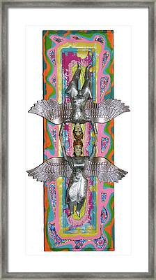 Doorway To Heaven Framed Print
