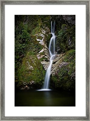 Dorothy Falls Framed Print