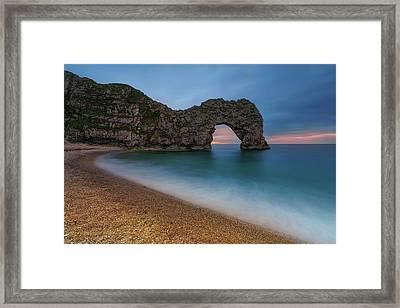 Dorset Framed Print