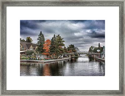 Dorset Framed Print by Lee Burgess