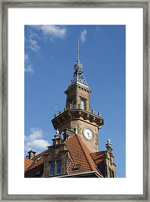Dortmund - Top Of The Old Port Authority Framed Print by Olaf Schulz
